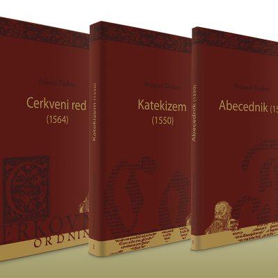 Tri Trubarjeve knjige